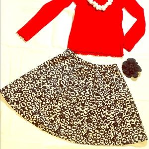 Lilly Rose Skater Skirt